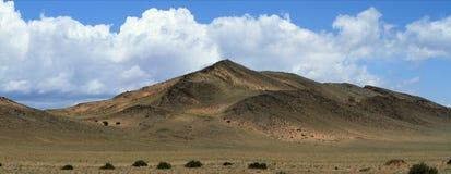 Öknen Gobi arkivbilder