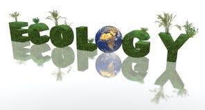 Ökologie Stock Abbildung
