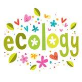 Ökologie Stockbild