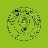 Ökologie eco Naturschutzbirne Stockfotos