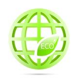 Ökologiesymbol Lizenzfreie Stockfotografie