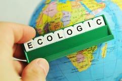 Ökologisch stockfoto