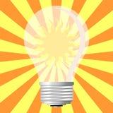 Ökologische Energie vektor abbildung