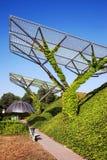 Ökologischer Garten Stockfotografie