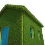 Ökologisches Haus Stockfotografie