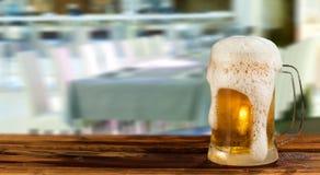 Öl för kallt ljus rånar Arkivfoton