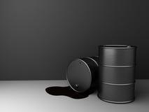 Öl-Hintergrund Stockbild