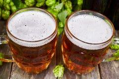 Öl i gammalt rånar Royaltyfria Bilder