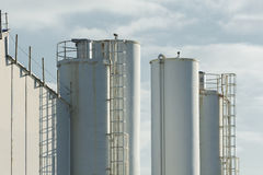 Öl nank Lizenzfreies Stockbild