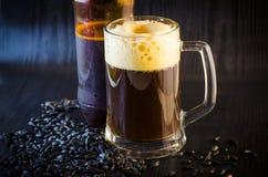 Öl- och solrosfrö Royaltyfria Bilder