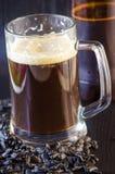 Öl- och solrosfrö Royaltyfri Foto