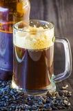 Öl- och solrosfrö Royaltyfria Foton
