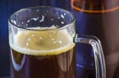 Öl- och solrosfrö Royaltyfri Bild