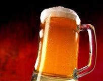 öl rånar Arkivfoto
