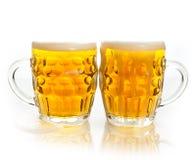 öl rånar två Royaltyfri Foto