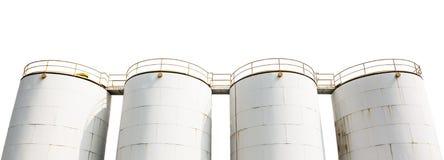 Öl-Speicherung Behälter Lizenzfreie Stockfotos