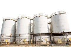 Öl-Speicherung Behälter Lizenzfreie Stockfotografie