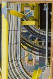 Öl und Gas Stockbild