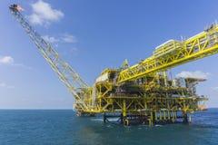 Öl und Gas stockfotos