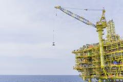Öl und Gas industriell stockbilder