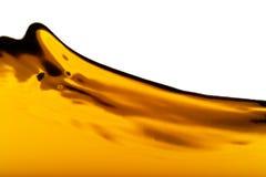 Öl-Welle Stockfoto