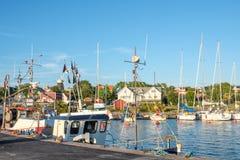 Öland, Sweden Stock Images