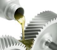 Ölengänge Lizenzfreie Stockfotos