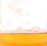 ölexponeringsglas Arkivbild