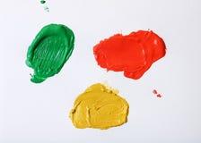 Ölfarbe lizenzfreies stockfoto