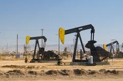 Ölfeld II Lizenzfreies Stockfoto