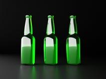 Ölflaskor Royaltyfria Bilder