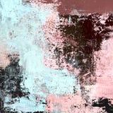 Ölgemälde auf dem Segeltuch handgemacht Beschaffenheit der abstrakten Kunst Bunte Beschaffenheit moderne Grafik Anschläge der fet lizenzfreies stockfoto