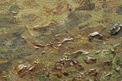 Ölgemäldefragment als Bild Lizenzfreie Stockbilder
