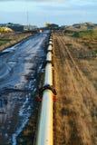 Ölpipeline Lizenzfreies Stockfoto