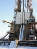 Ölplattform, BU-5000 Lizenzfreie Stockbilder