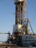 Ölplattform, BU-5000 Stockbild