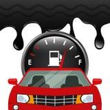 Ölpreise Stockbild