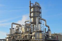 Ölstation Lizenzfreie Stockbilder