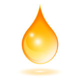 Öltropfen Lizenzfreies Stockfoto