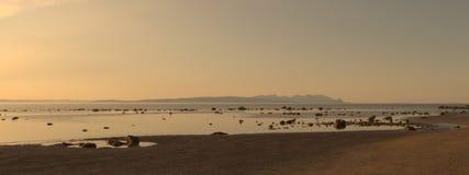 Ön av Arran Royaltyfri Foto
