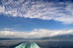 Ön av Arran, Skottland Royaltyfri Fotografi