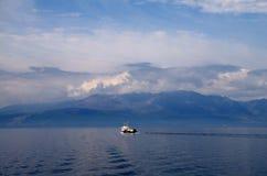 Ön av Arran, Skottland Arkivfoton