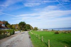 Ön av Helnaes Royaltyfri Fotografi