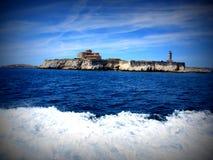 Ön av om Royaltyfri Bild
