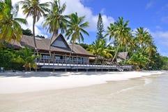 Ön av sörjer, Nya Kaledonien Royaltyfri Fotografi
