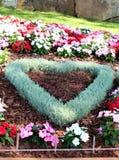 ön för boldtslotthjärta lokaliserade USA Royaltyfri Fotografi