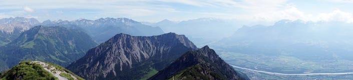 ön för 10 udd gör för den santiago för bergpanoramafotoet verde dalen Royaltyfri Foto