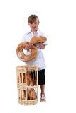 Önska något bröd? Arkivfoton