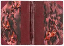 öppen bok 4 Arkivfoto