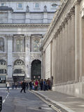 Öppen dag London Arkivfoton